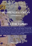 Dindṡenchas call for papers poster