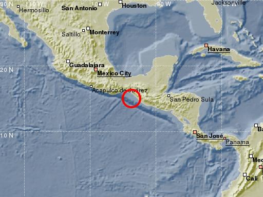 8th September 2017 M8 1 Mexico Earthquake Dias