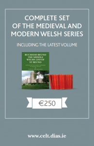 Welsh books offer poster