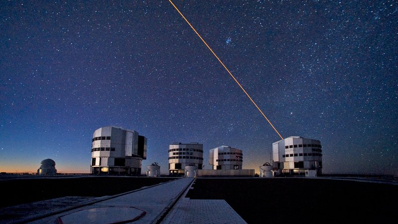 European Southern Observatory.
